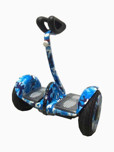 Сигвей Ninebot miniRobot Синий камуфляж