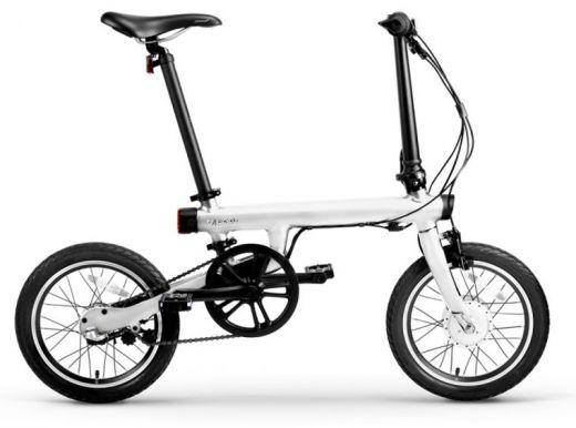 Электровелосипед Xiaomi QiCycle белый
